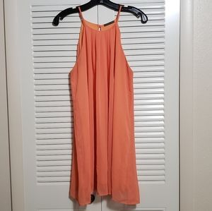 Soprano coral summer dress